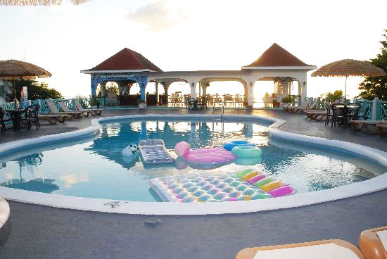 Sunrise Club Hotel Negril jamaica spring break hotel