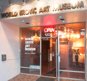 miami world erotic art museum