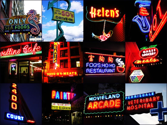 neon signs in vancouver canada