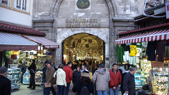 The-Grand-Bazaar-Istanbul-Turkey