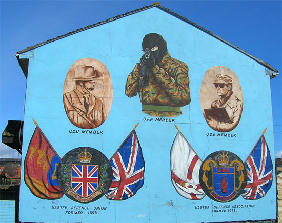 west belfast northern ireland mural