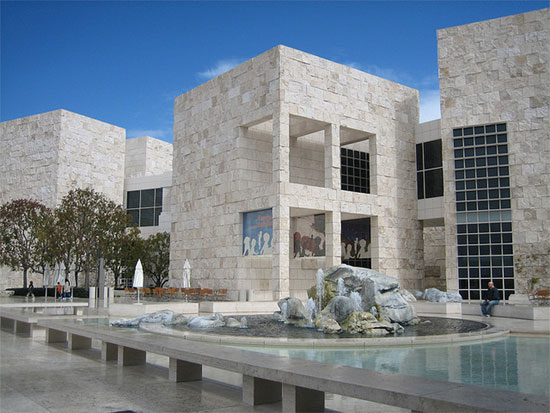 california los angeles getty center