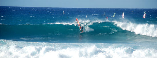 maui hawaii beach park windsurfing