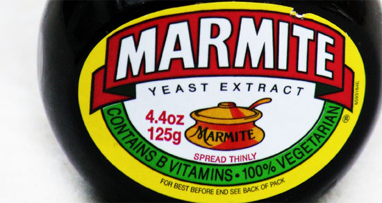 britain foodie marmite