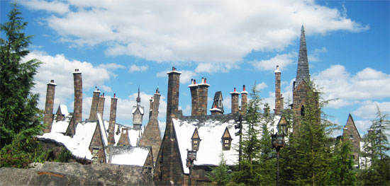 harry potter world theme park. Well-received by Harry Potter