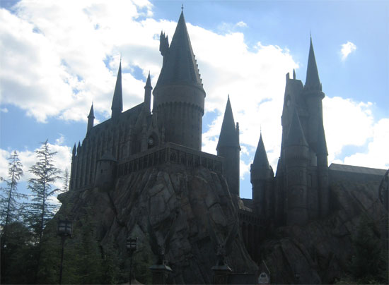 harry potter castle orlando. Well-received by Harry Potter
