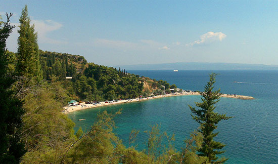 split-croatia-Kasjuni-Beach