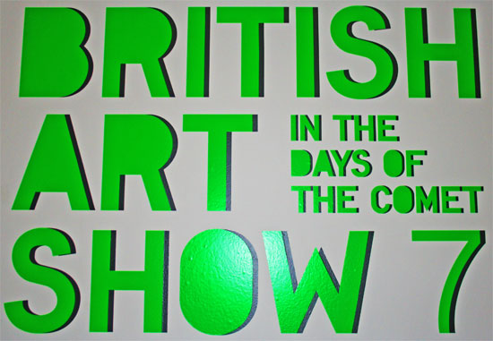 british art show 7 glasgow
