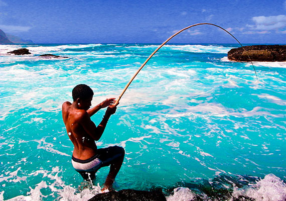 cape verde fishing