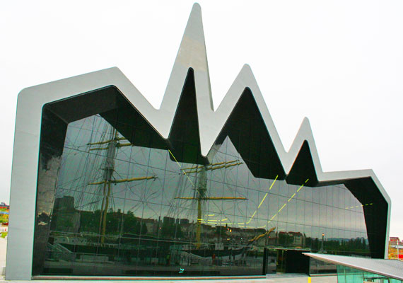 glasgow scotland riverside museum