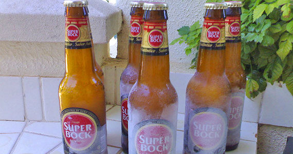 seville spain super bock