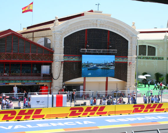 The Valencia Street Circuit in Pictures
