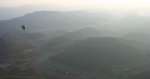 #InPyrenees-hot-air-balloon-santa-margarida