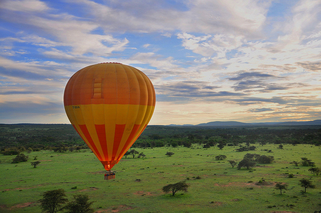 Africa Balloon Safaris